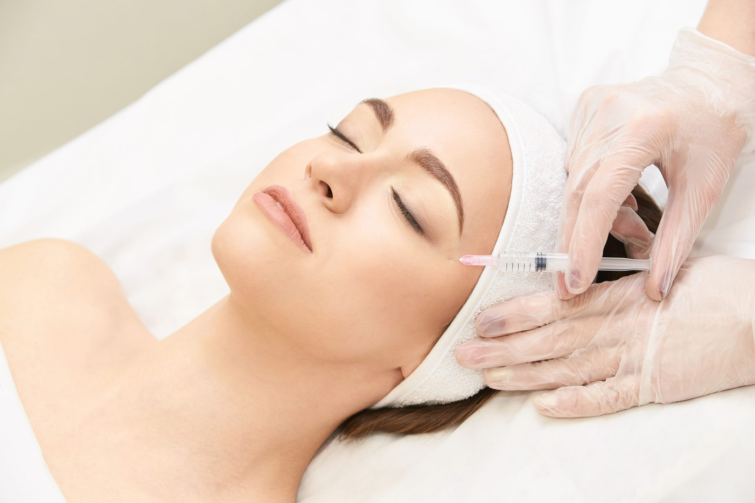 WRINKLE RELAXING INJECTIONS